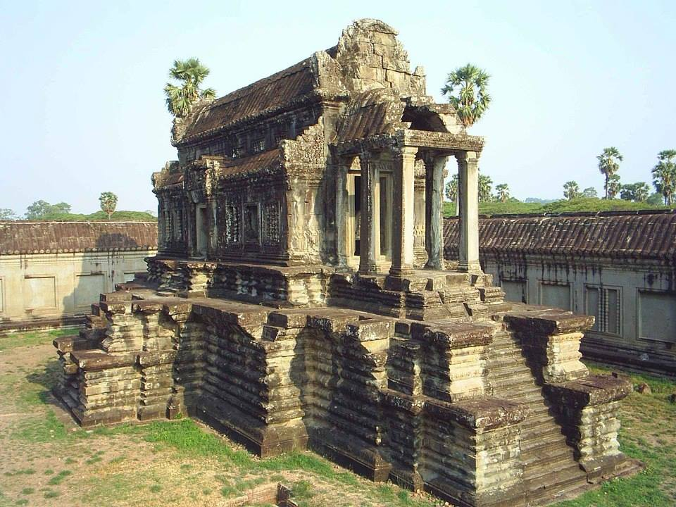 More discoveries ancient archives for Wat architecture